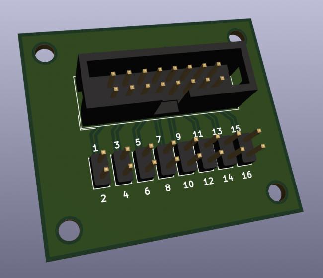 PCB layout